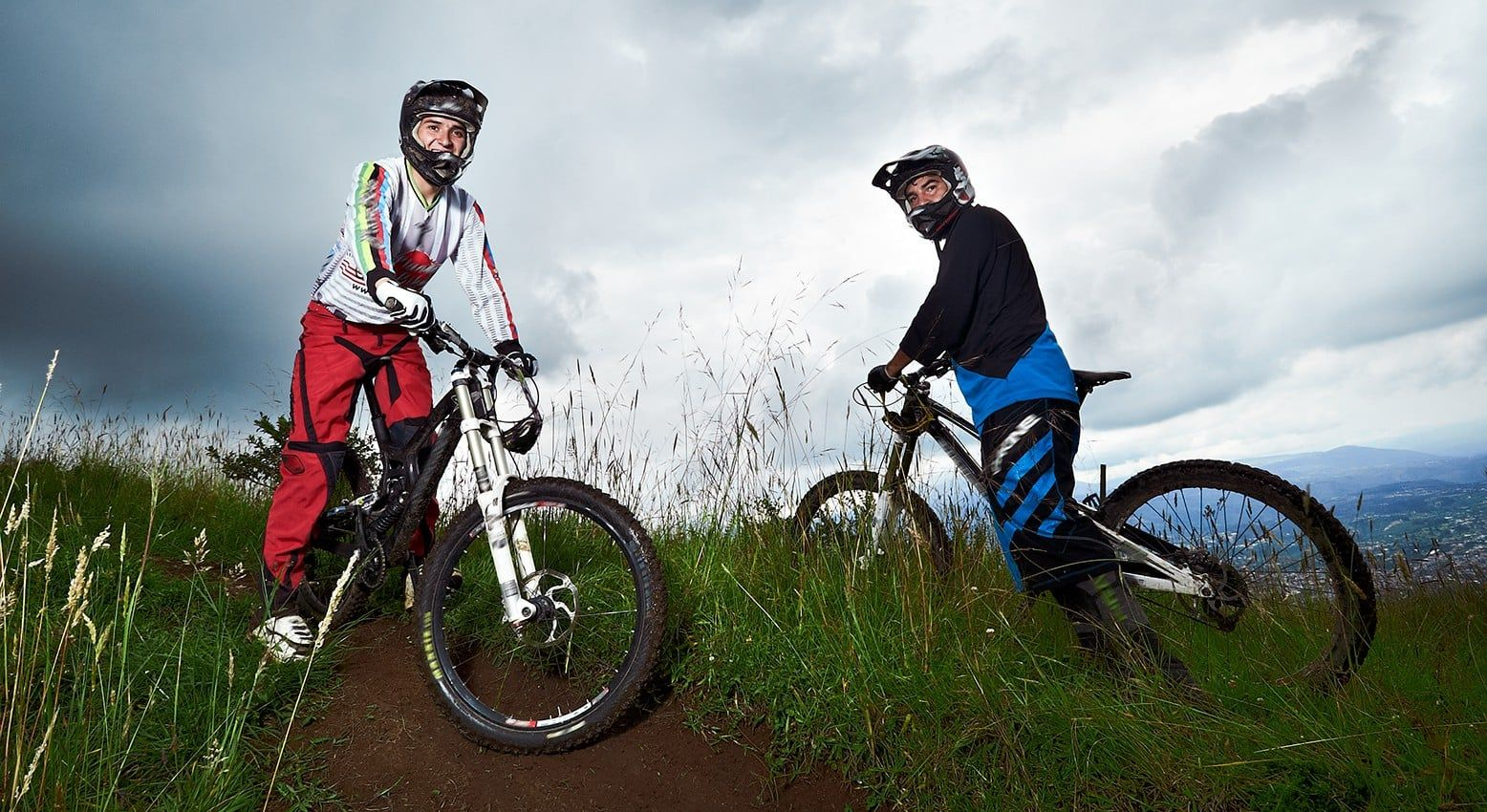 Created a template for e-commerce on bikes